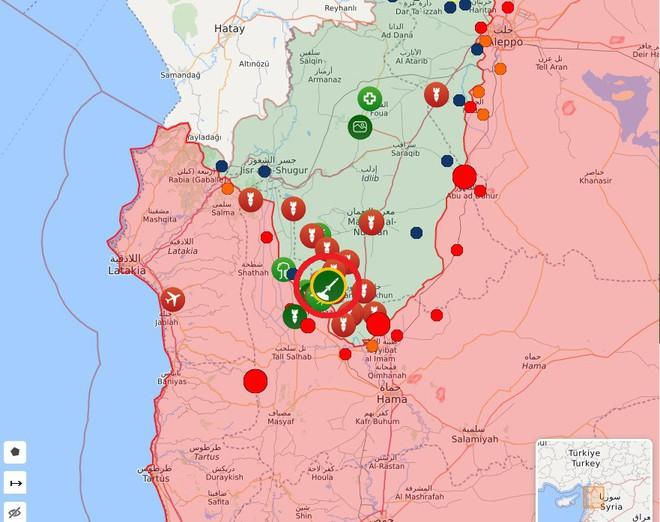 Lính QĐ Syria bóc trần sự khốc liệt chưa từng có - Phiến quân bị đẩy xuống bờ vực - Ảnh 13.