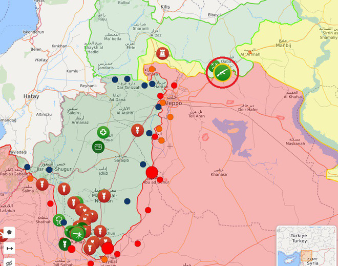 Lính QĐ Syria bóc trần sự khốc liệt chưa từng có - Phiến quân bị đẩy xuống bờ vực - Ảnh 11.