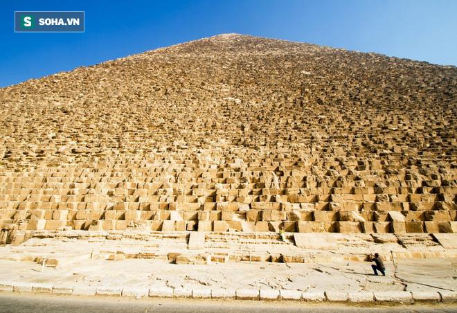 15 điều thực tế bất ngờ về kim tự tháp trên toàn cầu không có trong sử sách - Ảnh 1.