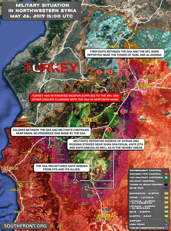 Lính QĐ Syria bóc trần sự khốc liệt chưa từng có - Phiến quân bị đẩy xuống bờ vực - Ảnh 16.