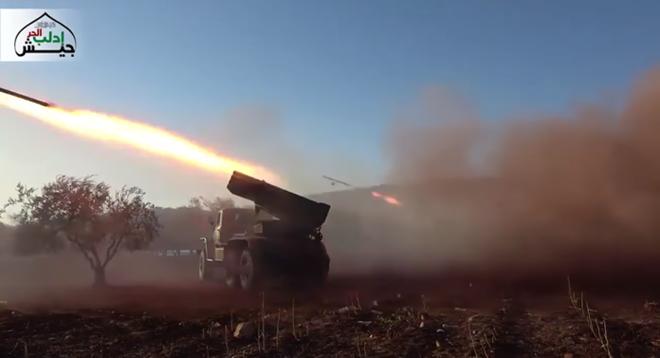 Lính QĐ Syria bóc trần sự khốc liệt chưa từng có - Phiến quân bị đẩy xuống bờ vực - Ảnh 14.