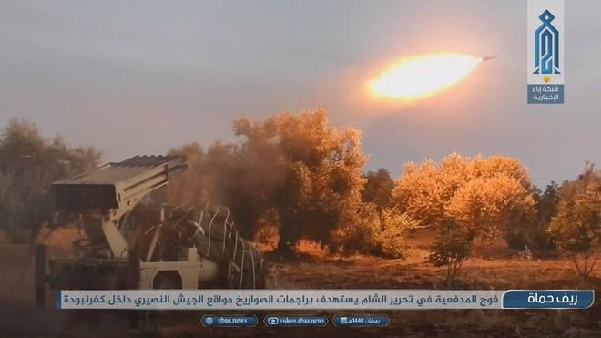 Lính QĐ Syria bóc trần sự khốc liệt chưa từng có - Phiến quân bị đẩy xuống bờ vực - Ảnh 12.