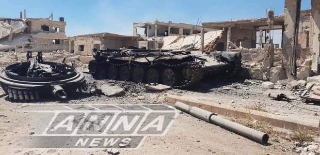 Lính QĐ Syria bóc trần sự khốc liệt chưa từng có - Phiến quân bị đẩy xuống bờ vực - Ảnh 8.