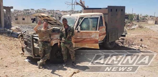 Lính QĐ Syria bóc trần sự khốc liệt chưa từng có - Phiến quân bị đẩy xuống bờ vực - Ảnh 9.