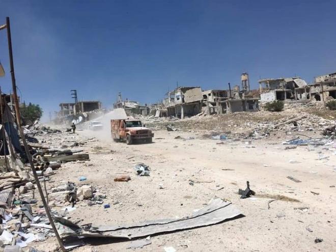 Lính QĐ Syria bóc trần sự khốc liệt chưa từng có - Phiến quân bị đẩy xuống bờ vực - Ảnh 10.