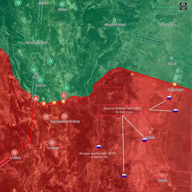 Lính QĐ Syria bóc trần sự khốc liệt chưa từng có - Phiến quân bị đẩy xuống bờ vực - Ảnh 7.