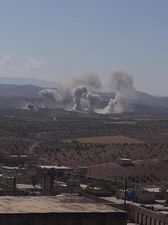 Lính QĐ Syria bóc trần sự khốc liệt chưa từng có - Phiến quân bị đẩy xuống bờ vực - Ảnh 3.