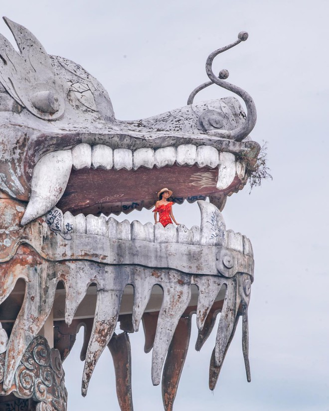 """Công viên nước bị bỏ hoang ở Huế bỗng dưng """"hot"""" trở lại sau 15 năm: Bí ẩn """"ma mị"""" mãi vẫn chưa có lời giải đáp - Ảnh 28."""