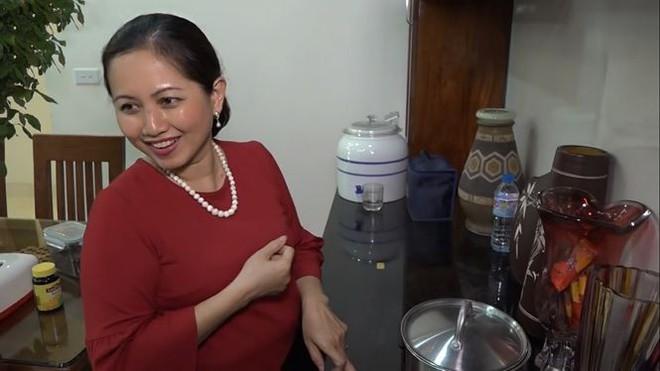 Những điều ít người biết về vợ con của NSƯT Trung Anh ngoài đời - Ảnh 4.