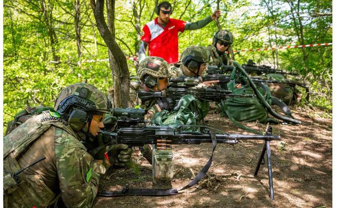 Quy trình huấn luyện chống khủng bố khắc nghiệt của đặc nhiệm Nga - ảnh 8