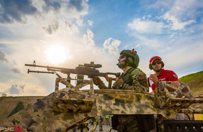 Quy trình huấn luyện chống khủng bố khắc nghiệt của đặc nhiệm Nga - ảnh 9