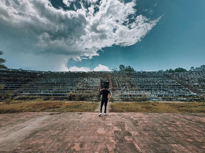 """Công viên nước bị bỏ hoang ở Huế bỗng dưng """"hot"""" trở lại sau 15 năm: Bí ẩn """"ma mị"""" mãi vẫn chưa có lời giải đáp - Ảnh 10."""