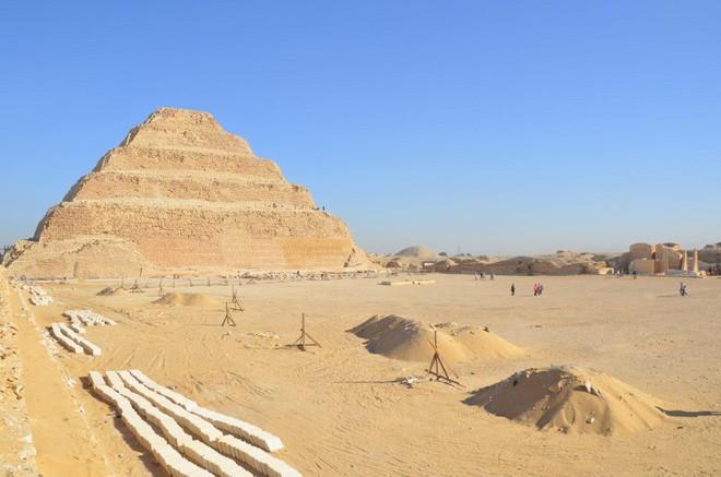 15 điều thực tế bất ngờ về kim tự tháp trên toàn cầu không có trong sử sách - Ảnh 3.
