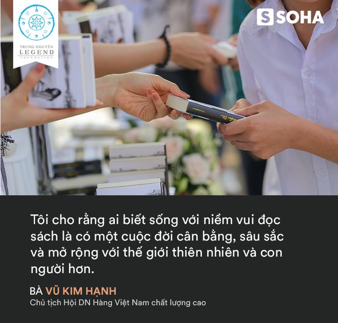 Nhà báo Vũ Kim Hạnh: Tôi thích cách làm gì làm thật và đi đến cùng của Đặng Lê Nguyên Vũ - Ảnh 6.