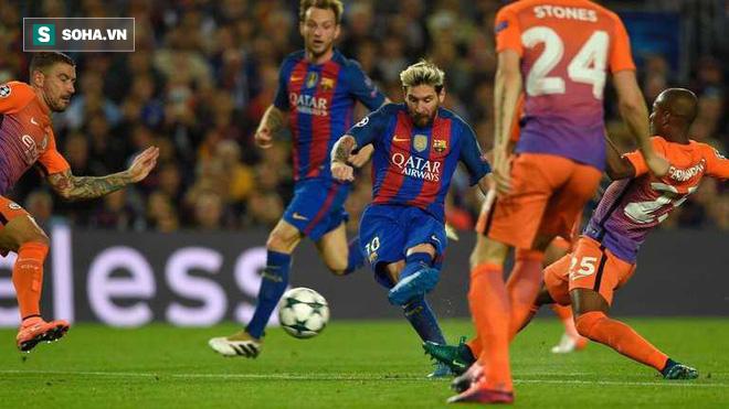 Nghịch lý Messi và sự thật về con số tồi tệ của Công Phượng - Ảnh 2.