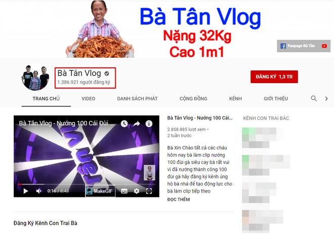 Biết Bà Tân Vlog nổi tiếng lắm rồi, nhưng có cả các cháu lớn thế này thì thật bất ngờ làm sao - Ảnh 1.