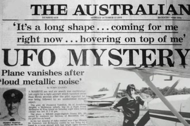 """Phi công Úc """"bốc hơi"""" bí ẩn giữa trời đêm: Liệu có dính dáng đến UFO? - ảnh 2"""
