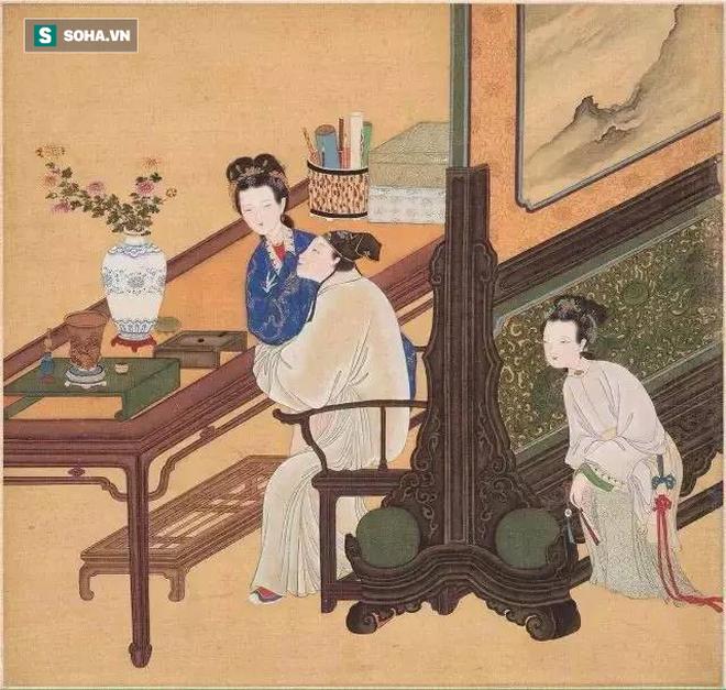 Chuyện học yêu của hoàng tộc TQ xưa: Độc đáo tới mức khiến hậu thế phải đỏ mặt tía tai - Ảnh 2.