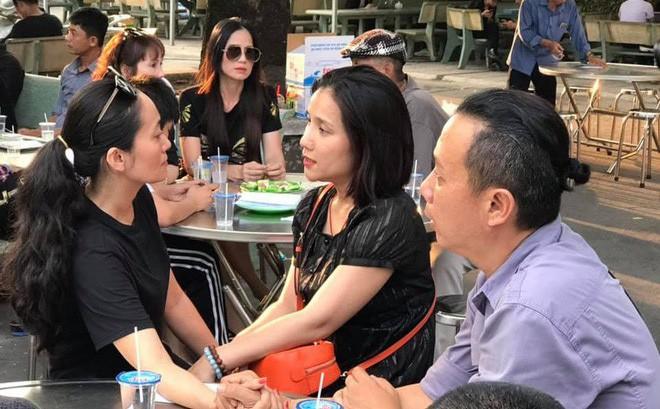 """Nghệ sĩ Lê Bình ra đi, Cát Tường: """"Sân si, hơn thua, ghét bỏ nhau để được gì"""""""