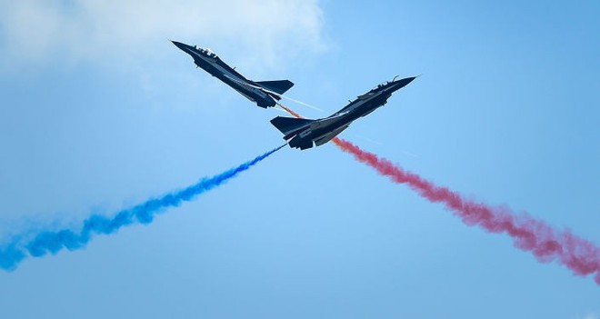 Tướng Mỹ: Tiêm kích tàng hình J-20 Trung Quốc đã xong! - Ảnh 1.
