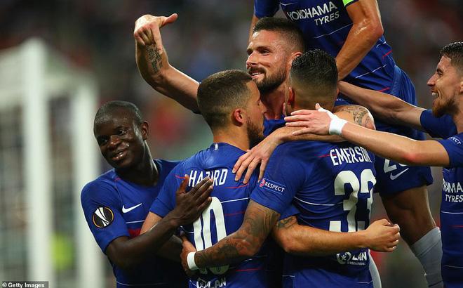 """Bất ngờ với kỷ lục ghi bàn của ngôi sao Chelsea bị gắn mác """"chân gỗ"""""""