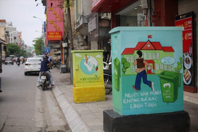 Hàng loạt bốt điện ở Hà Nội nở hoa - Ảnh 5.