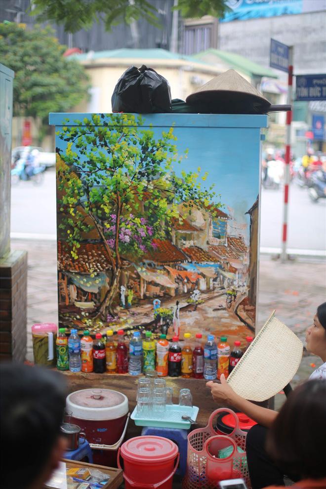 Hàng loạt bốt điện ở Hà Nội nở hoa - Ảnh 10.