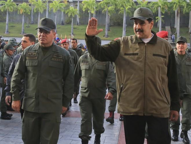 AP: Mỹ đã bị tình báo Cuba chơi một vố rất đau trong vụ đảo chính ở Venezuela! - Ảnh 1.