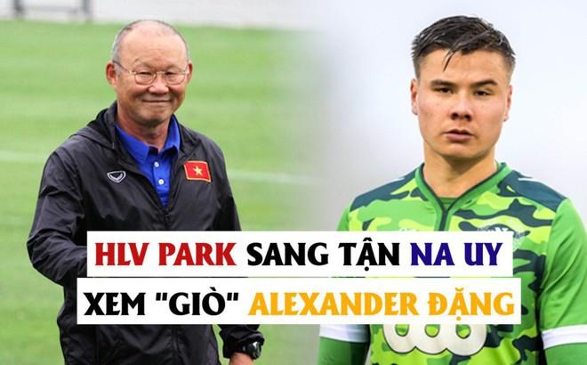 V.League thiếu gì tiền đạo, tại sao thầy Park phải trông đợi vào cầu thủ Việt kiều?