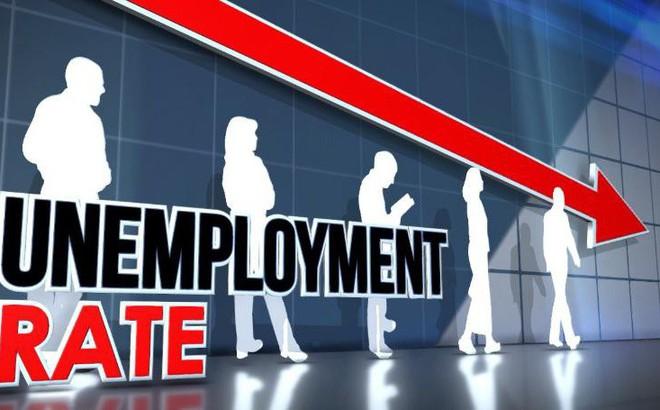 Giảm liên tục 31 tháng, tỷ lệ thất nghiệp của Mỹ ở mức thấp nhất kể từ thời Chiến tranh Việt Nam