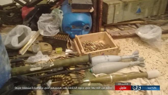IS bất ngờ tấn công Quân đội Quốc gia Libya (LNA) - Ảnh 3.