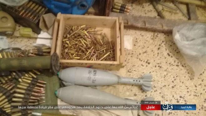 IS bất ngờ tấn công Quân đội Quốc gia Libya (LNA) - Ảnh 4.