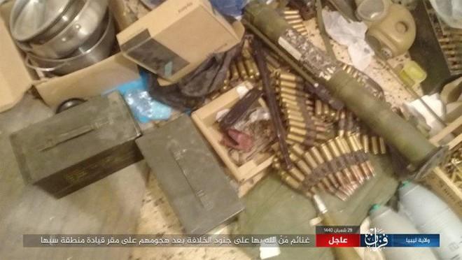 IS bất ngờ tấn công Quân đội Quốc gia Libya (LNA) - Ảnh 5.