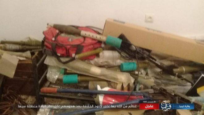 IS bất ngờ tấn công Quân đội Quốc gia Libya (LNA) - Ảnh 7.