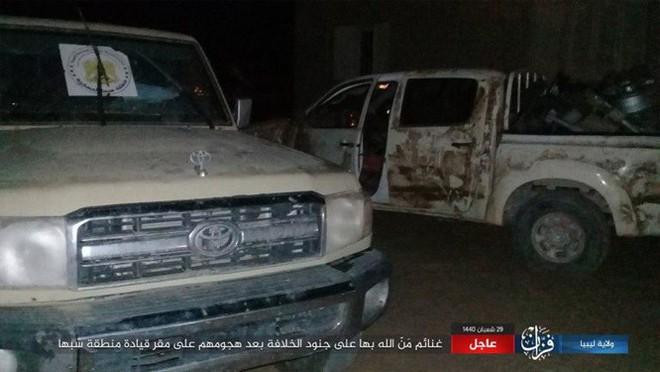 IS bất ngờ tấn công Quân đội Quốc gia Libya (LNA) - Ảnh 8.