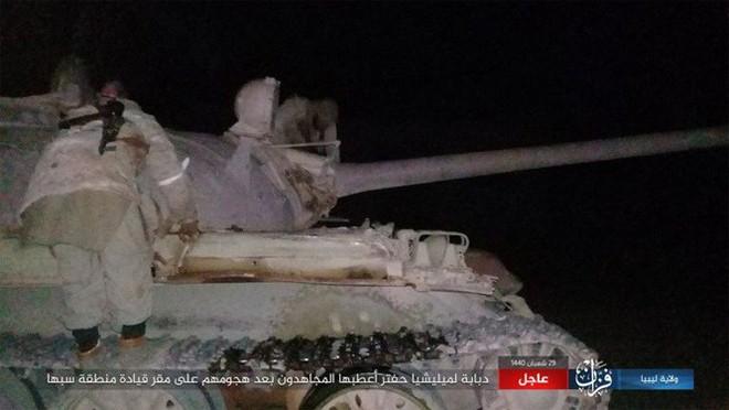 IS bất ngờ tấn công Quân đội Quốc gia Libya (LNA) - Ảnh 9.