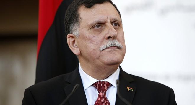 Thủ tướng Libya gọi cuộc tấn công của tướng Haftar là cú đâm sau lưng - Ảnh 1.