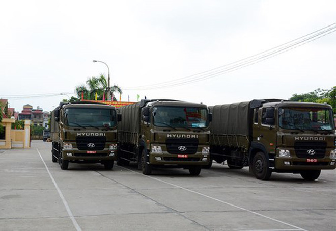 Nhiều xe quân sự đời mới xuất hiện: QĐND Việt Nam thay đổi âm thầm nhưng rất chất - ảnh 4