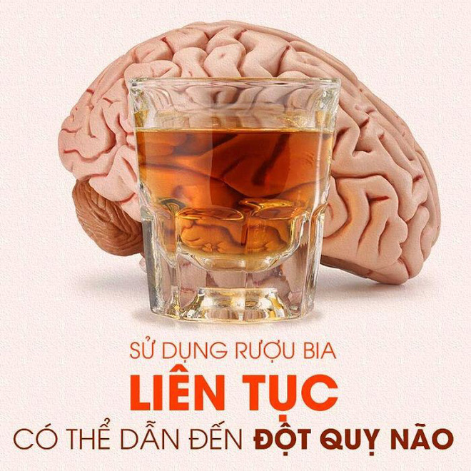 Uống rượu bia thường xuyên: 5 cơ quan nội tạng bốc hơi đáng giật mình - Ảnh 3.