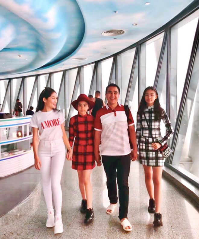 Bà xã Quyền Linh chia sẻ ảnh đi du lịch của gia đình, dân tình phát hiện ra tận 2 điều thú vị - Ảnh 5.