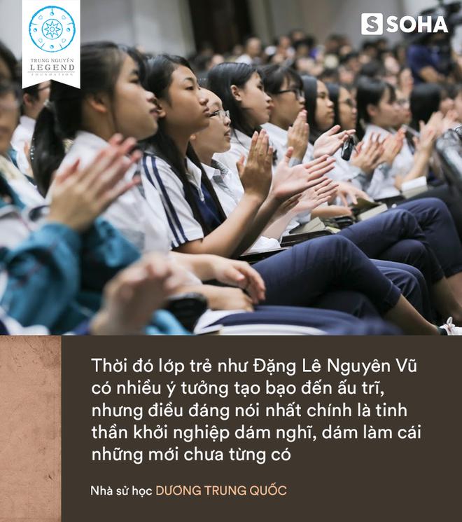Nhà sử học Dương Trung Quốc nói về Hành trình Từ Trái Tim và giá trị hữu hạn quý giá nhất của đời người - Ảnh 2.