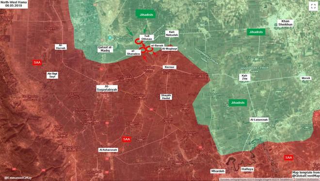 Máu chảy thành sông hay hòa bình dễ dàng ở Idlib: Syria ra con át chủ bài với Qatar - Ảnh 3.