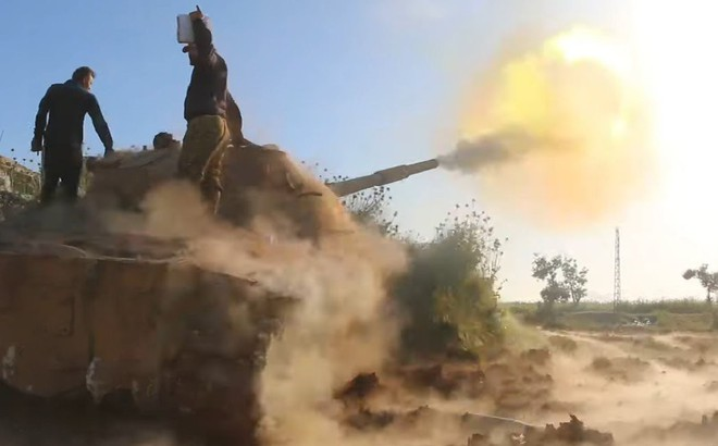 """""""Máu chảy thành sông"""" hay """"hòa bình dễ dàng"""" ở Idlib: Syria ra con át chủ bài với Qatar"""