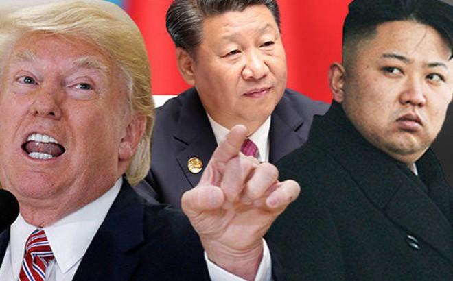 """Triều Tiên phóng tên lửa, ông Trump liền tung """"bom thuế quan"""" khiến TQ không kịp trở tay: Giận cá chém thớt?"""