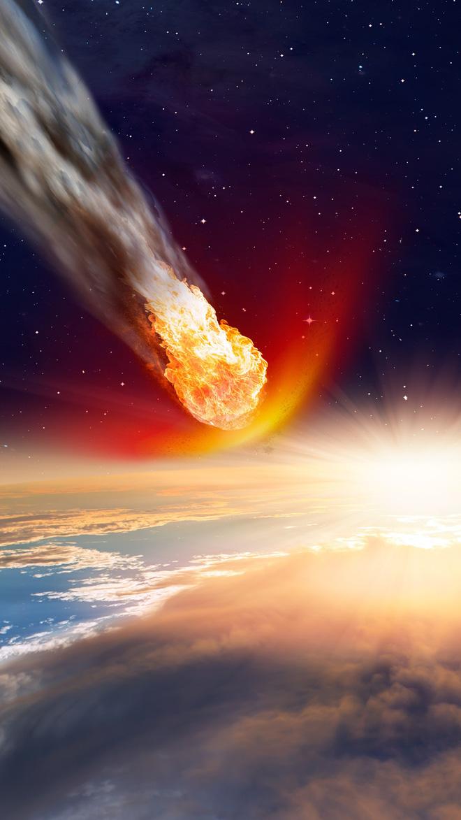 Thảm họa thiên thạch mạnh gấp 1000 bom hạt nhân Little Boy sắp giáng xuống đầu chúng ta? - Ảnh 1.