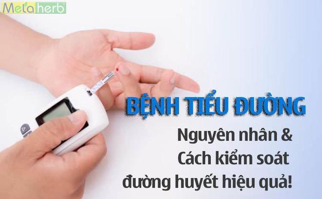 Nguyên nhân gây bệnh tiểu đường và cách kiểm soát đường huyết hiệu quả