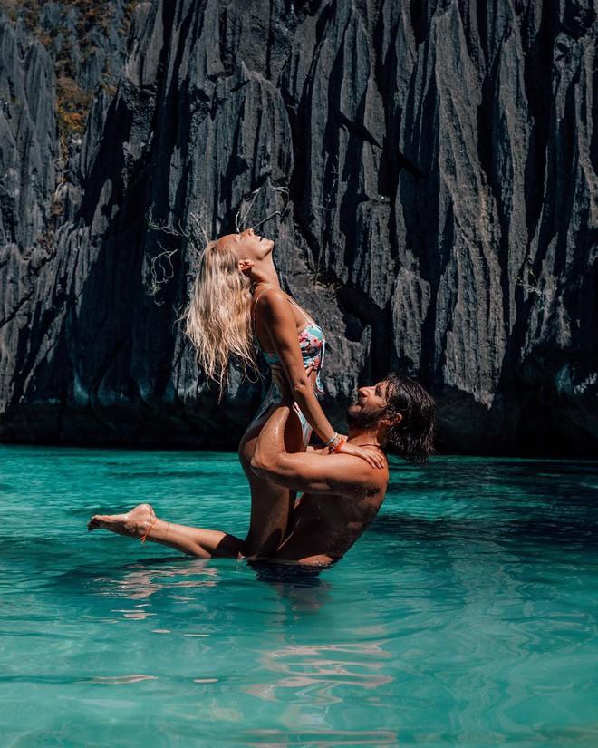 Đôi nam nữ chụp bức ảnh hôn nhau lãng mạn giữa núi rừng bạt ngàn, tưởng được khen ai ngờ bị chỉ trích thậm tệ vì chi tiết rùng rợn này - Ảnh 19.