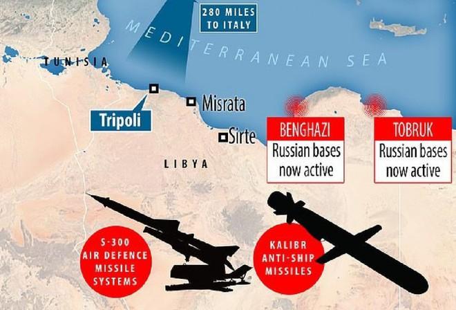 Cả Nga và Tướng Haftar ở Libya đều không vừa: Dao găm thủ sẵn sau cái bắt tay? - Ảnh 8.