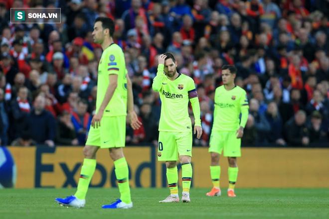 Đâu phải ngẫu nhiên khi Barcelona của Messi lại thất bại nhục nhã đến như vậy - Ảnh 3.