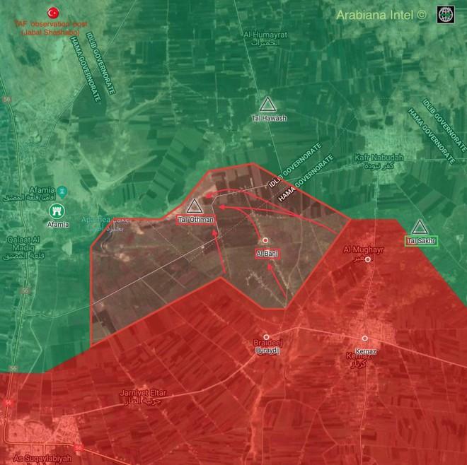 Rocket bay như mưa tấn công KQ Nga ở Syria - Bắn hạ toàn bộ - Ảnh 8.